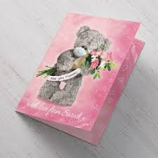 personalised birthday cards for mums from 1 49 gettingpersonal