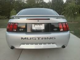 2001 Black Mustang Exterior Upgrades For 2001 Silver Mustang What Should I Get
