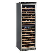 true 2 door glass cooler dual zone wine refrigerator built in two zone wine cabinet