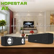 Living Room Bluetooth Speakers Aliexpress Com Buy Hopestar A5 Hifi Wireless Bluetooth Speaker