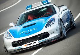 police corvette police corvette in germany