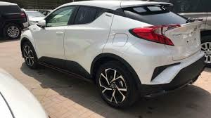 Honda Vezel Interior Pics Toyota C Hr To Challenge Honda Vezel And Suzuki Vitara In Pakistan
