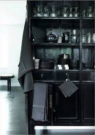 Black Cabinet Kitchens by 245 Best Kitchens In Black Images On Pinterest Home Kitchen And