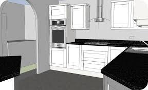 google sketchup kitchen design akioz com