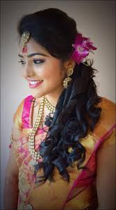 indian bridal hairstyle indian hindu wedding hair style best hairstyle photos on
