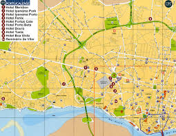 Maps O Large Porto Maps For Free Download And Print High Resolution And