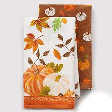 thanksgiving pumpkins kitchen towels thanksgiving wikii
