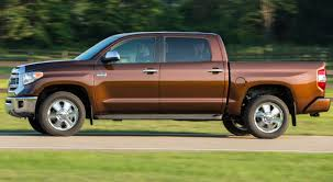 nissan titan versus toyota tundra 2015 pickups for work and play pro construction guide