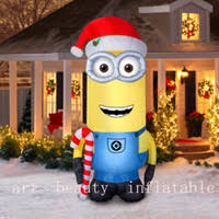 Blow Up Christmas Decorations Uk by Dropshipping Minion Inflatables Christmas Decorations Uk Free Uk