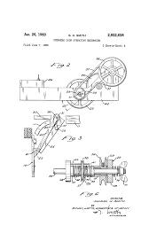 Independence Overhead Door by Patent Us2922638 Overhead Door Operating Mechanism Google Patents