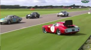 lexus wiki tr ferrari 250 gto crashes at the goodwood revival cars