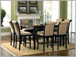 Kitchen Table Seats 10 by Bar Height Kitchen Table And Chairs U2013 Thelt Co