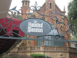 haunted mansion walt disney world magic kingdom