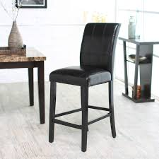 palazzo 30 inch bar stool brown hayneedle