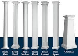 Decorative Column Wraps Hb U0026g Columns