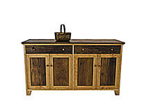 Country Buffet Furniture by Lyndon Furniture Dining Case Pieces