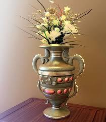 3d Flower Vase Retro Vase Flower Arrangement 3d Model Download Free 3d Models