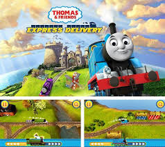 thomas friends race android apk game thomas friends