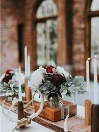 wedding floral centerpieces fall 2018 s chicest wedding floral trends instyle