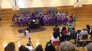 briggs high school yearbook briggs high school chorus 2014