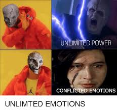 Unlimited Power Meme - unlimited power conflicted emotions power meme on me me