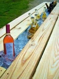 Build A Picnic Table Do It Yourself by Outdoor Bar Height Table Foter
