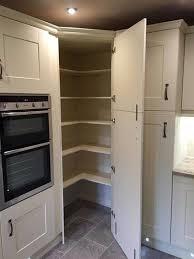 corner kitchen storage cabinet gorgeous corner cabinet storage ideas for your kitchen 36