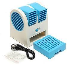 usb powered car fan avionics mini fan portable dual bladeless small air conditioner