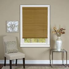 Wood Grain Blinds Gray Faux Wood Blinds Blinds The Home Depot