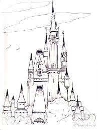 frozen ice palace coloring pages