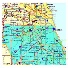 Fenway Map Areas Serviced Midwest Sewer U0026 Plumbing In Chicago