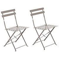 chaise hesperide amazon fr hesperide chaises mobilier de jardin jardin