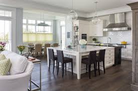 white kitchen cabinets with blue subway tile 33 subway tile backsplashes stylish subway tile ideas for