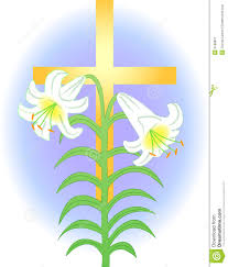 religious easter lily clipart collection