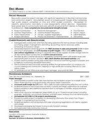 Manufacturing Job Resume by Sales Account Manager Resume Example Accounting Manager Cover