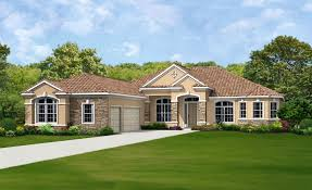 Florida Style Homes New Homes In Avilla Kissimmee Ici Homes