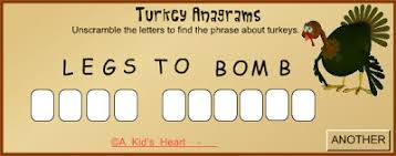thanksgiving brain teasers mrs mcbride