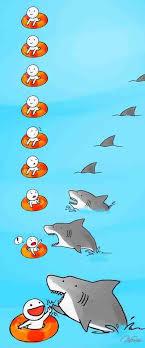 Shark Attack Meme - shark attack meme by zandress10 memedroid