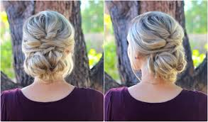 Images Of Girls Hairstyle by Topsy Tail Bun Updo Cute Girls Hairstyles Beautiful Hair