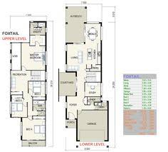 home plans narrow lot design for a narrow lot second floor small and prefab