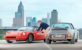 maserati gt vs porsche 911 test dino 246gt vs porsche 911s drive