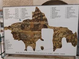 Dead Sea Map Madaba Mount Neba And Onto The Dead Sea U2013 Ali Karim Travelog