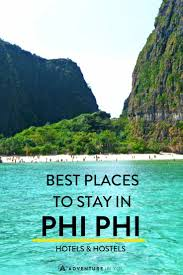 where to stay in phi phi islands thailand best hotels u0026 hostels