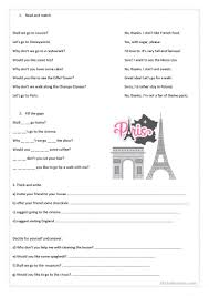 How To Make Worksheets 8 Free Esl How To Make Suggestions In English Worksheets