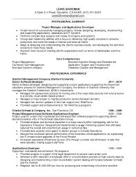 Core Competencies Project Manager Resume Lewis Shireman Resume Project Manager 2014 11 20