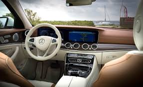 mercedes dashboard 2017 2017 mercedes benz e class wagon interior dashboard gallery photo