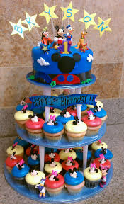 mickey mouse cupcakes mickey mouse cake decoration ideas birthday cakes