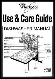 How To Clean A Whirlpool Dishwasher Drain Whirlpool Dishwasher Error Codes U2013 Lights Blinking Flashing