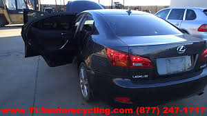 2008 lexus is 250 owners manual parting out 2008 lexus is 250 stock 4134or tls auto recycling