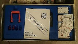 Armchair Quarterback Game 1986 Nfl Armchair Quarterback Tv Game U2022 5 00 Picclick